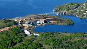 Kenora Forest Products is expected to start production in June.