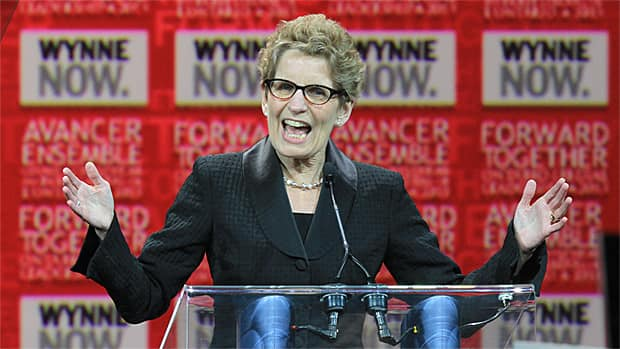 Premier-designate Kathleen Wynne is coming off a historic win at the recent Ontario Liberal leadership convention. She wants to see change at Queen's Park, but it remains to be seen if she will be able to make that change happen.