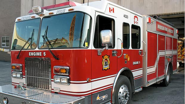 The new fire trucks would replace aging vehicles which do not meet all of the current standards.