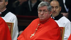 Cardinal Thomas Collins from Toronto will be part of the conclave to elect a new pope in March