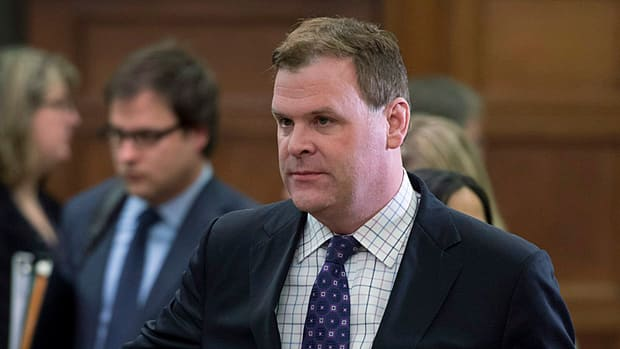 Foreign Affairs Minister John Baird says he doesn't want to