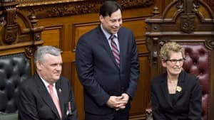 Brad Duguid, the newly minted minister of training, colleges and universities, is not interested in scrapping the tuition-grant program that the Liberals introduced after the last election.