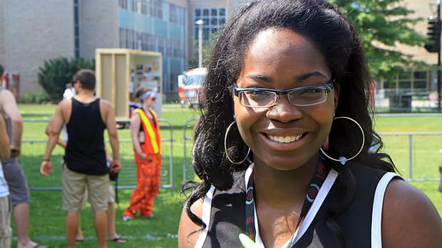 McMaster Students Union president Siobhan Stewart promised to push for a fall reading break as part of her election platform.