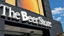 The beer store launched a new recycling service in Toronto on Friday.