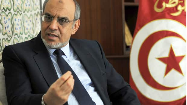 Tunisian Prime Minister Hamadi Jebali resigned on Tuesday after his idea for a government of technocrats was rejected by the country's ruling political party.