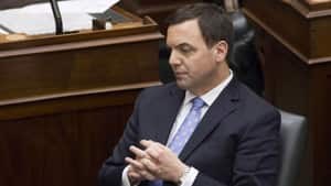 Progressive Conservative Leader Tim Hudak says it is time to see a different government at Queen's Park. He says the Tories will not support the throne speech.