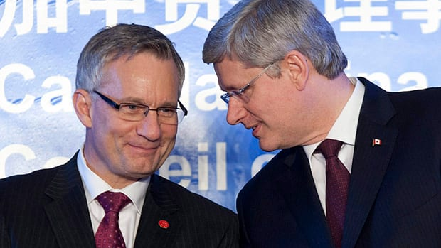 Ed Fast accompanied Prime Minister Stephen Harper on his trade-boosting Chinese tour last February. Fast is planning another trip to China in April to promote Canadian exports, including boosting communications technology in Shanghai, now understood to be a hotbed of Chinese hackers with vast foreign reach.
