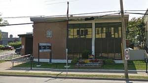 The district office for the Department of Veterans Affairs in Sydney, N.S., is one of eight scheduled to be closed in early 2014, says the Union of Veterans Affairs Employees.