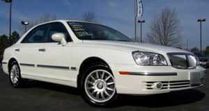 A white 2005 Hyndai XG350 four-door sedan with B.C. licence plate number 101 WWK was reported stolen in Prince George. It is still missing.