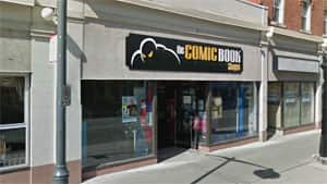 The Comic Book Shoppe on Bank Street, as well as another location in Nepean, are no longer stocking the work of a controversial American author.