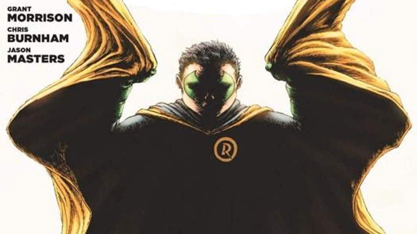 Artwork from DC Comics