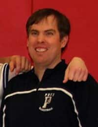 Kevin Bellamy has been a teacher and coach at Perth and District Collegiate for the past 16 years.
