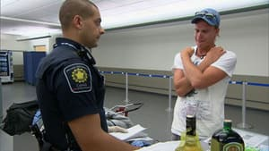 A scene from Border Security: Canada's Front Line, a show on the National Geographic Channel.