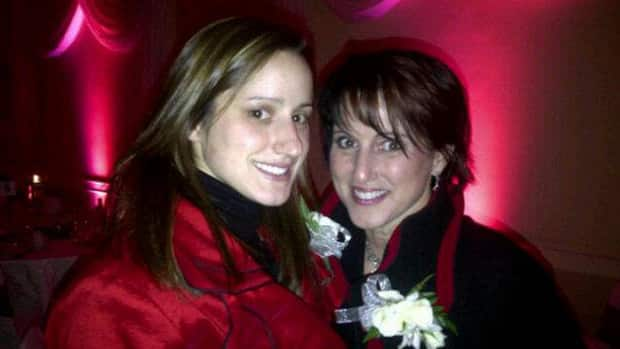 Const. Jennifer Kovach, shown here with her mother, Guelph Ward 4 Councillor Gloria Kovach, was pronounced dead in hospital early Thursday morning after a collision with a Guelph Transit bus.