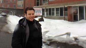 Panoramic Properties architect Michael Allen says big changes are ahead this year for the former General Hospital in Sudbury's downtown, as it is transformed into a condominium development.