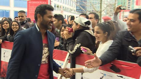 Red carpet rolled out for Vancouver Bollywood gala
