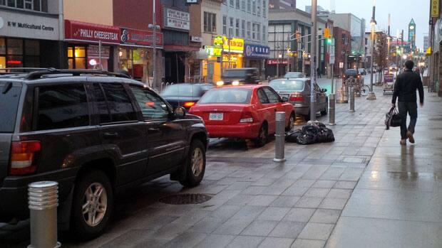 Overnight Street Parking Kitchener