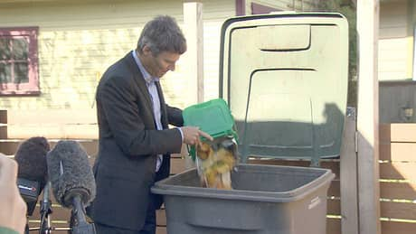 Vancouver moves to double food scraps recycling