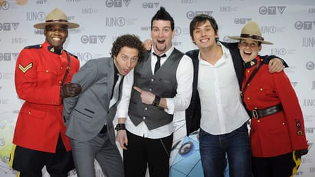 Vancouver's Marianas Trench looking forward to Juno stage