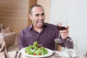 Food writer Chris Nuttall-Smith says there has been a rise of dining aggression between restauraters and rude patrons.