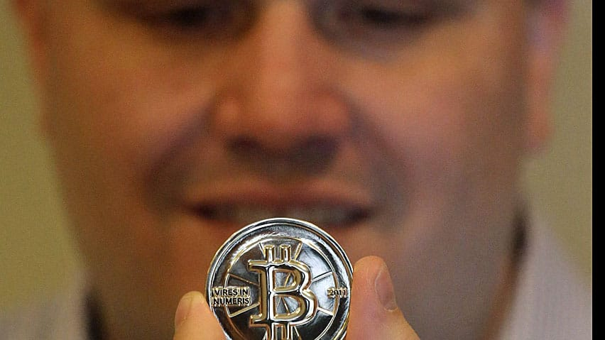 The price of online currency BitCoin has skyrocketed this month as speculators flocked into the market.