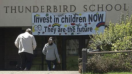 School trustees to pressure government for funding