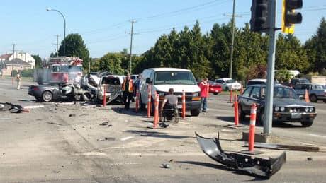1 dead, 3 injured in Richmond crash