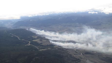 Evacuations ordered as B.C. wildfire grows