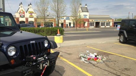 Jeep driver apologizes after stunt kills Edmonton woman