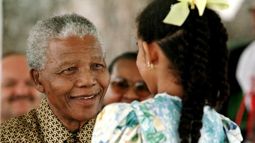 story news world nelson mandela