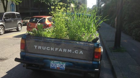 'Truck Farm' owner encourages Vancouverites to garden