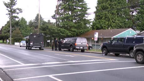Alleged Abbotsford abduction leads to arrest