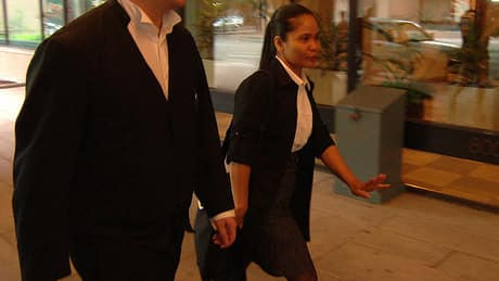 Nanny's claim for backpay in human trafficking case overturned