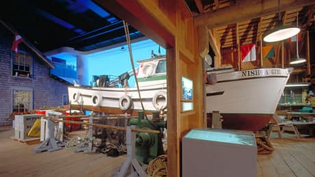 Historic B.C. fishing boat to stay in national museum