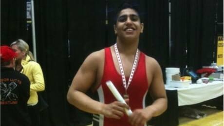 Burnaby wrestler pins down NCAA scholarship
