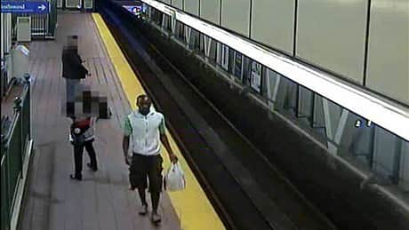 Witness sought in Surrey SkyTrain knife attack