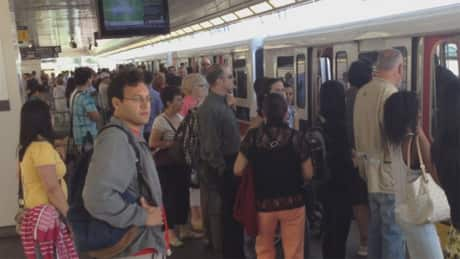 Switch problems delay SkyTrain service once again