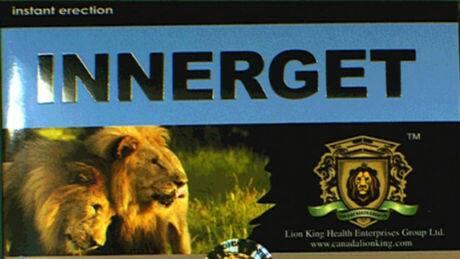 Warning for Innerget, Megaton male sex pills
