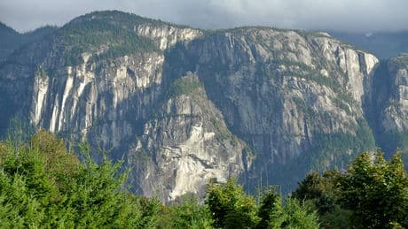 Climber falls to her death from Chief in Squamish