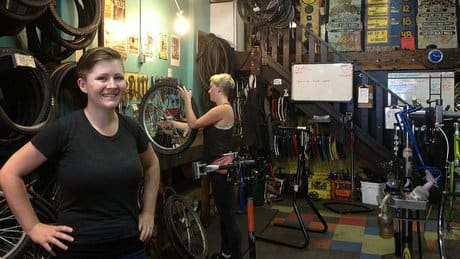 Vancouver bike mechanics try to change industry bad attitudes