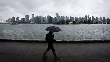Vancouver amongst cities most at risk to flooding in coming decades