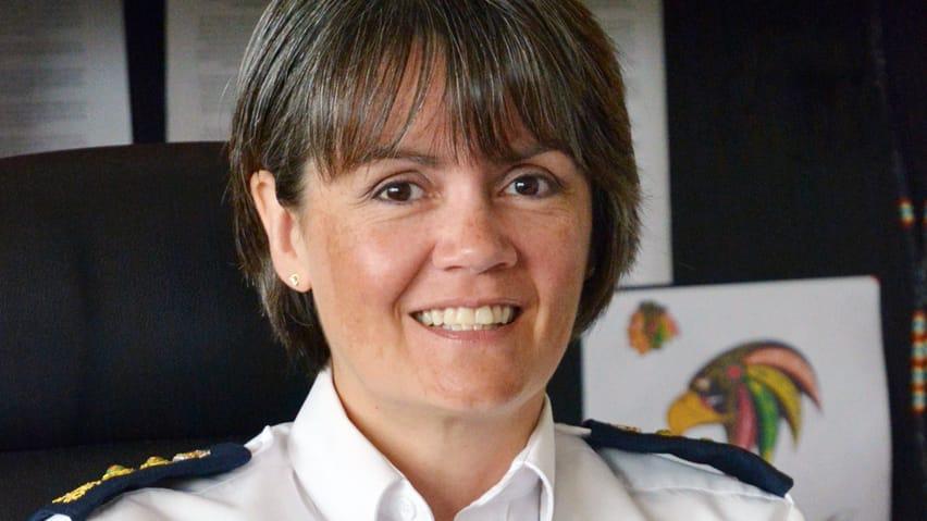 Brenda Butterworth-Carr will head up the RCMP in Saskatchewan.