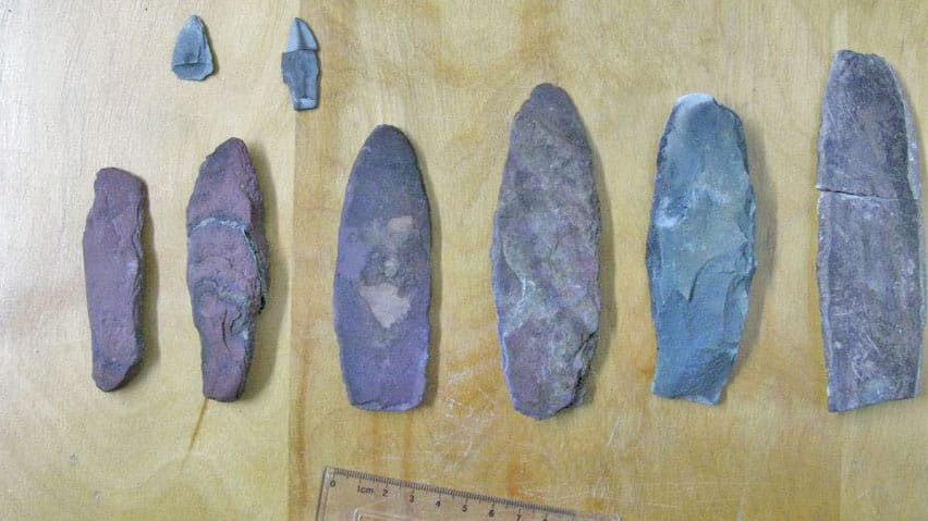 Dating arrowheads by shape northern california
