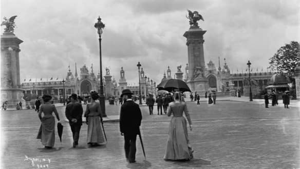 � l exposition universelle