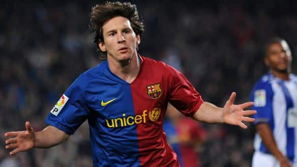 lionel messi barcelona pictures. Lionel Messi will try to lead
