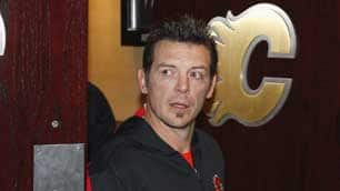 Theoren Fleury is No. 2 on Calgary's all-time scoring list, with 830 points.