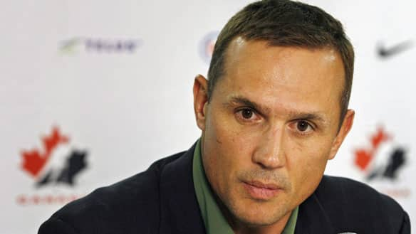 Yzerman On 'Getting Going' And Not Being Able To Finish