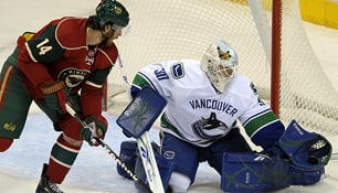 Take 2 Aspirin, Play The Minnesota Wild, And Call Me If Your Situation Doesn't Improve; Vancouver Symptoms Subside With 5-2 Win