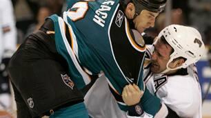 Oilers Hope To Keep Sharks At Bay