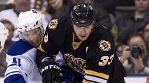 Bruins Desperate For Goals In Toronto